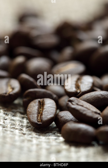 Coffee beans Stock Foto
