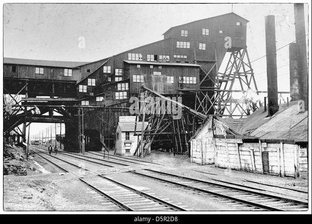 1911. Kivdinsky coal mines 8